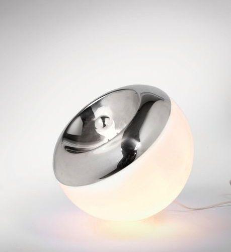 GOFFREDO REGGIANI (ATTRIBUÉ À) A « boule » lamp attributed to Goffredo Reggiani …