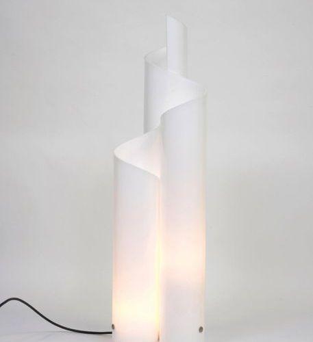 VICO MAGISTRETTI (1920 2006) An ungraved « Mezzochimera » lamp by Vico Magistret…