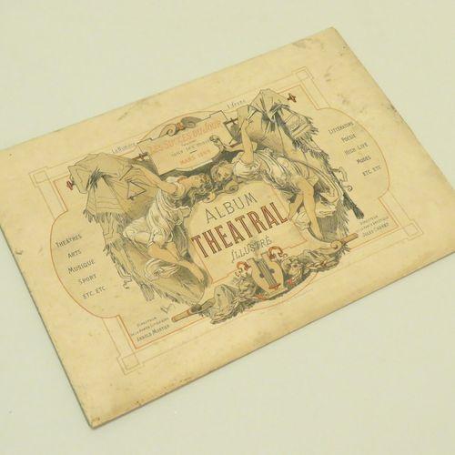 LES SUCCèS DU JOUR ALBUM THEATRAL Illustré (N°1), mars 1869. Contenant texte et …
