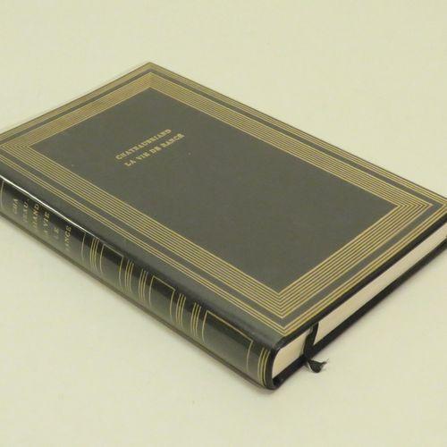 LA VIE DE RANCé, par CHATEAUBRIAND, Préface de Henri GUILLEMIN. 228 pages, In 8,…