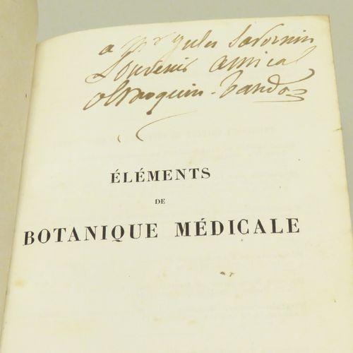 ELEMENTS DE BOTANIQUE MéDICALE, contenant La Description des Végétaux utiles à L…