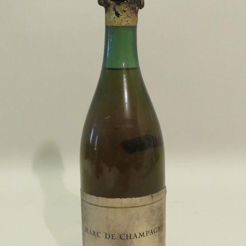 Marc de Champagne, Pommery & Greno. 1 Flacon.