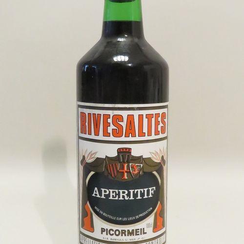Rivesaltes, Aperitif, Picormeil. 1 bottle of 100 cl.