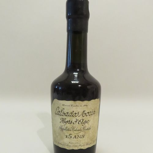 Calvados Morin, Hors d'Age, 15 years. 1 bottle of 35cl.