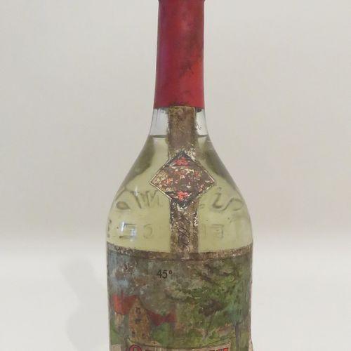 Quetsch D'Alsace, Cusenier Mulhouse. 1 bottle.