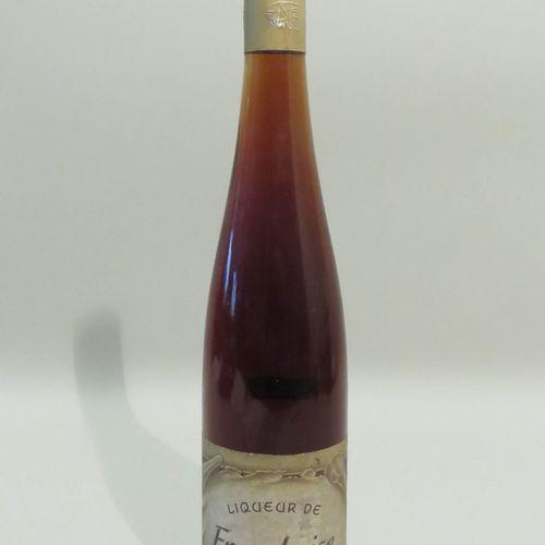 Liqueur De Framboise. 1 Flacon de 70 cl.