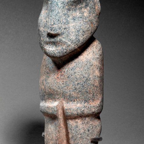 STANDING FIGURE MEZCALA CULTURE, STATE OF GUERRERO, MEXICO RECENT PRECLASSICAL, …
