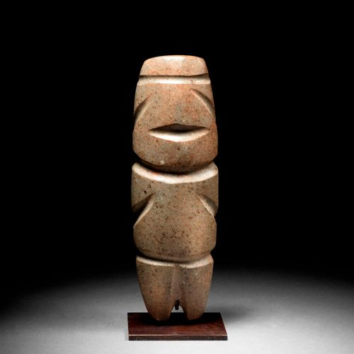STANDING FIGURE MEZCALA CULTURE, STATE OF GUERRERO, MEXICO RECENT PRECLASSICAL, …