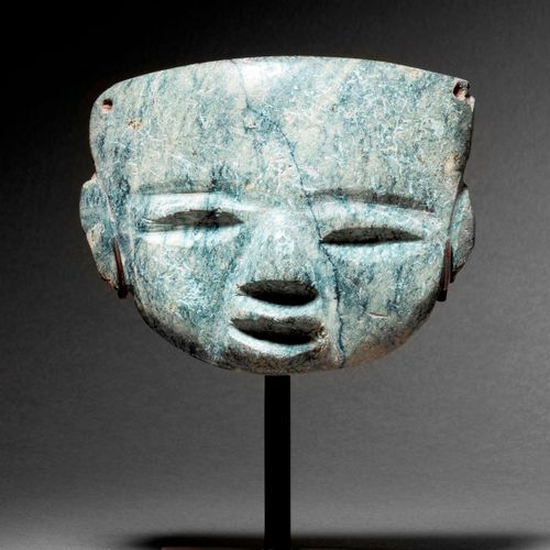 PENDENTIAL MASK TEOTIHUACAN CULTURE, MEXICO VALLEY, MEXICO CLASSICAL, 450 650 AV…