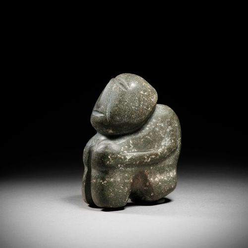 SEAT FIGURE MEZCALA CULTURE, STATE OF GUERRERO, MEXICO RECENT PRECLASSICAL, 300 …