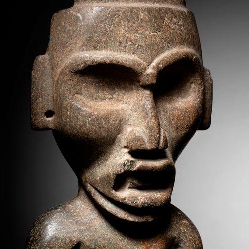 STANDING FIGURE PRE TEOTIHUACAN CULTURE, STATE OF GUERRERO, MEXICO RECENT PRECLA…