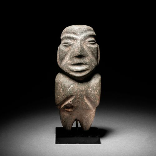 STANDING FIGURE CHONTAL CULTURE, STATE OF GUERRERO, MEXICO RECENT PRECLASSICAL, …