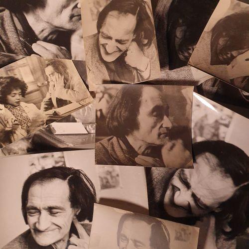 [ARTAUD Antonin].PASQUIER Georges. TEN PHOTOGRAPHS REPRESENTING ANTONIN ARTAUD. …