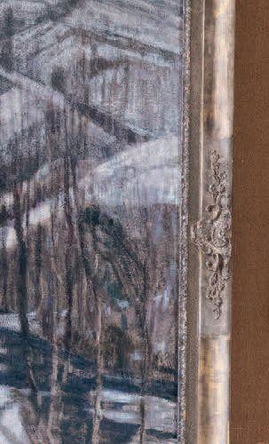 Victor CHARRETON, 1864 1936 Les Chemins en montagne, chemin de Saint Amant, vall…