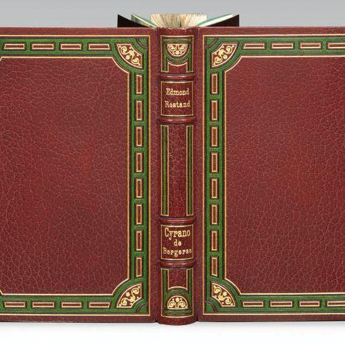 ROSTAND (Edmond). Cyrano de Bergerac. Comédie héroïque en cinq actes, en vers. P…