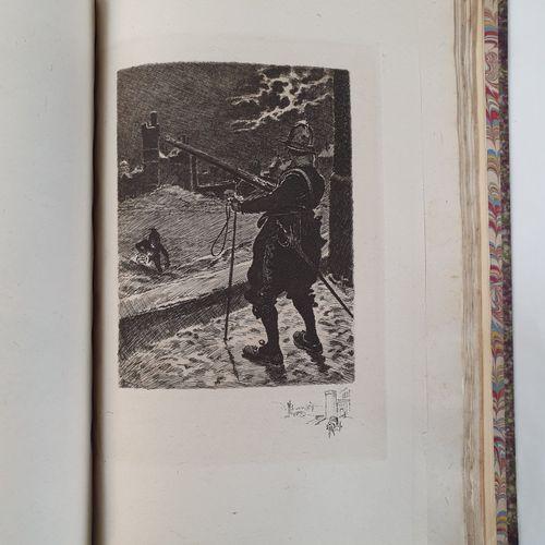 BERTRAND (Aloysius). Gaspard de la nuit. Fantaisies à la manière de Rembrandt et…