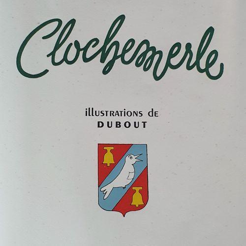 CHEVALLIER (Gabriel). Clochemerle. Paris, Ernest Flammarion, 1946. In 4, broché,…