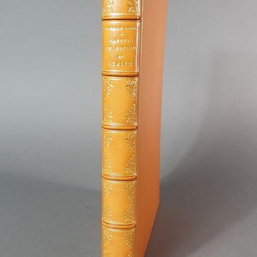 DENIS (Maurice). Carnets de voyage en Italie. 1921 1922. Paris, Jacques Beltrand…