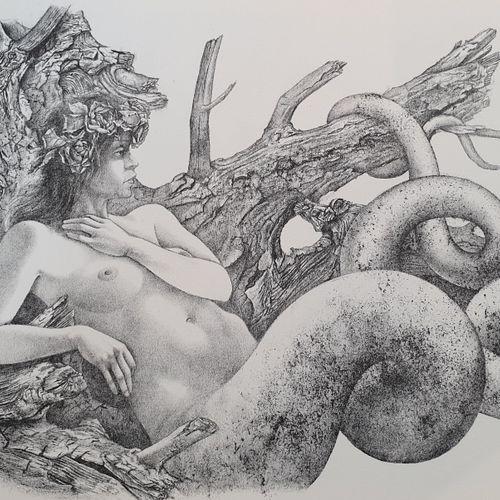 AYMÉ (Marcel). La Vouivre. Seyssinet Pariset, Éditions du Grésivaudan, 1978. For…