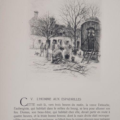 ALAIN FOURNIER. Les Grand Meaulnes. Paris, Éditions Émile Paul Frères, 1946. In …