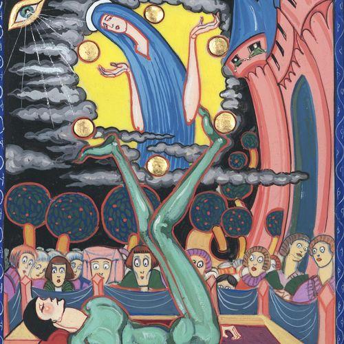 FRANCE (Anatole). Le Jongleur de Notre Dame. S.L., 1925 1926. Manuscrit in 8 car…