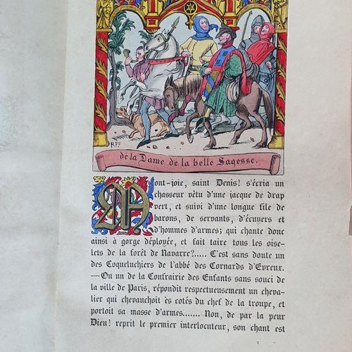 CONTES DU GAY SÇAVOIR (Les). Ballades, Fabliaux, et traditions du Moyen Âge publ…