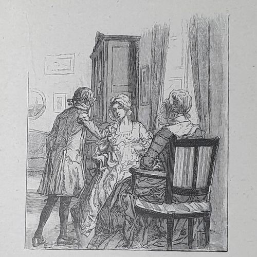 FÉVAL (Paul). Le Premier amour de Charles Nodier. Paris, A. Rouquette, 1900. In …