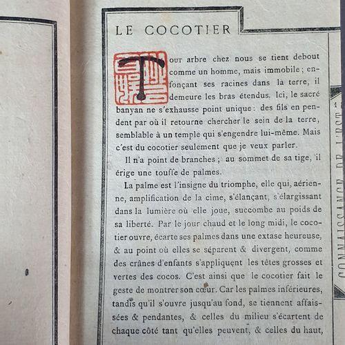 CLAUDEL (Paul). Connaissance de l Est. Paris, Georges Crès & Cie, 1914. 2 volume…