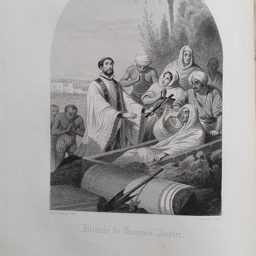 ARNOULD (Auguste). Les Jésuites depuis leur origine jusqu à nos jours. Histoire,…