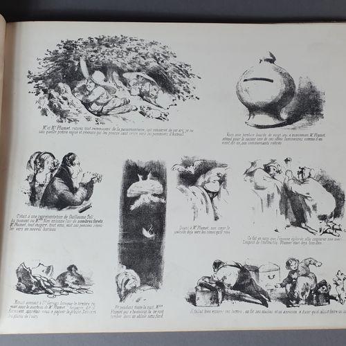 DORÉ (Gustave). Des agréments d un voyage d agrément. Paris, Féchoz & Letouzey, …