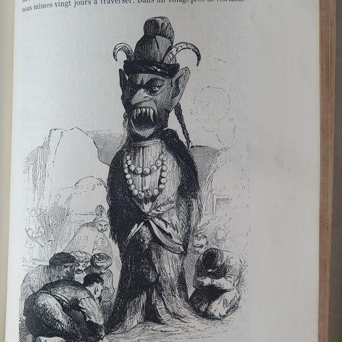 DE FOE (Daniel). Aventures de Robinson Crusoe. Traduction nouvelle. Paris, Garni…