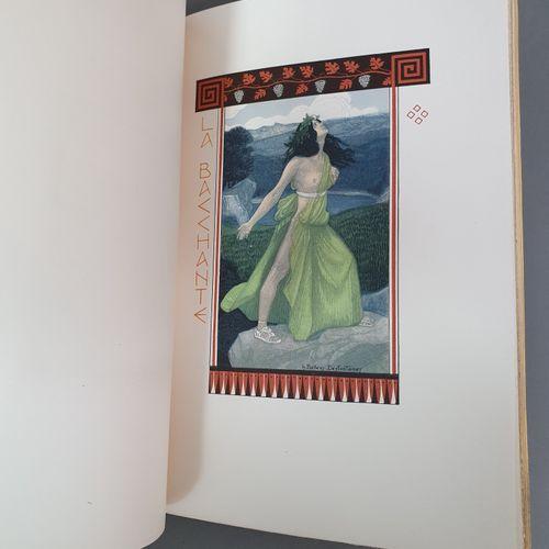 GUÉRIN (Maurice de). Poèmes en prose. Le Centaure La Bacchante. Paris, Édouard P…