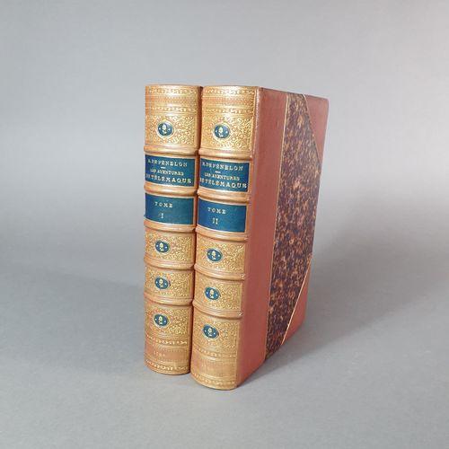 FÉNELON. Les Aventures de Télémaque, fils d Ulysse. Paris, De l Imprimerie de Mo…