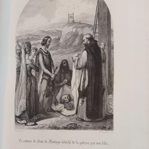 ARNOULD (Auguste) et Alboize DU PUJOL. Histoire de la Bastille depuis sa fondati…