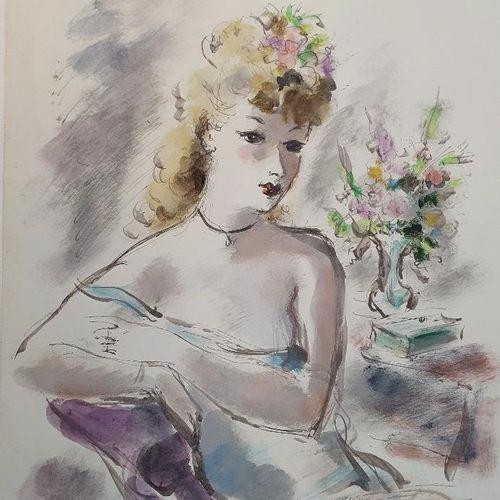 CARCO (Francis). Dignimont. Monte Carlo, André Sauret, 1946. Petit in folio, en …