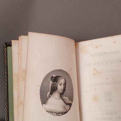 GENLIS (Madame de). Mademoiselle de Clermont, nouvelle pittoresque. Paris, Marad…