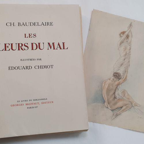 BAUDELAIRE (Charles). Les Fleurs du mal. Paris, Le Livre du bibliophile, Georges…