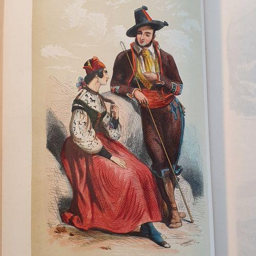 CUENDIAS (Manuel de) et Victor de FÉRÉAL. L Espagne pittoresque, artistique et m…
