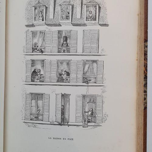 BALZAC (Honoré de). Petites misères de la vie conjugale. Paris, Chlendowski, s.D…