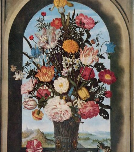 Ambrosius BOSSCHAERT le vieux (Anvers 1573 – La Haye 1621) Fleurs coupées dans u…