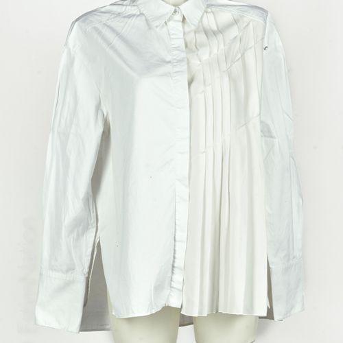 ANNE FONTAINE, ARMANI, BY MALENE BIRGER, CITY BASIC, SPORTMAX CODE White cotton …
