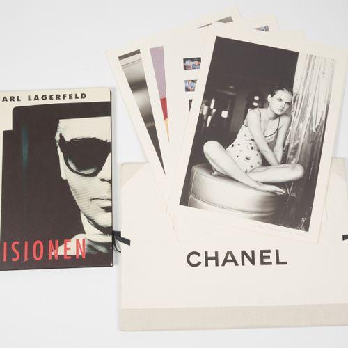 OUVRAGE KARL LAGERFELD, CHANEL KARL LAGERFELD Visionen, Galerie Gnurzynsk, Steid…