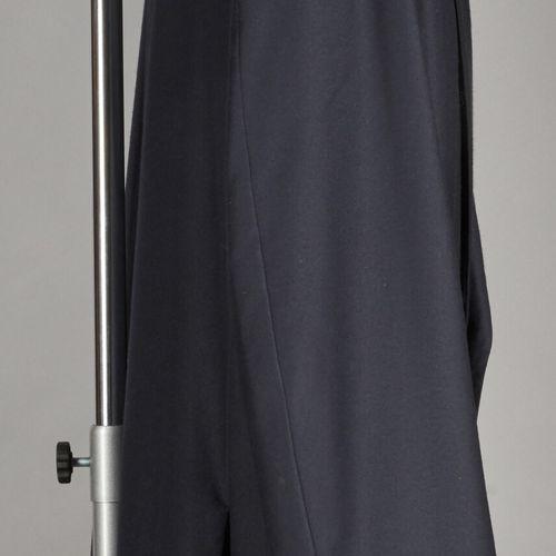 ERMENEGILDO ZEGNA (2011) SUR MESURE VESTE en laine bleu nuit (T 60 L) (petites u…