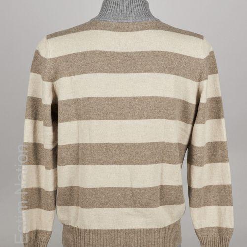PANICALE ENSEMBLE en laine et cachemire comprenant une veste en laine et cachemi…