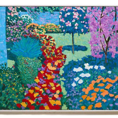 WALTER ROPELE (Basel 1934–lives and works in Switzerland) Im stillen Garten. 200…