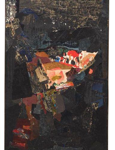 ARTHUR AESCHBACHER (Geneva 1923–lives and works in France/Switzerland) Untitled.…