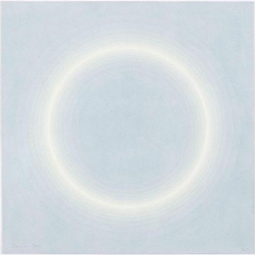 PETER SOMM (Sulgen 1940–lives and works in Herrenschwanden) Untitled. 2002. Wate…