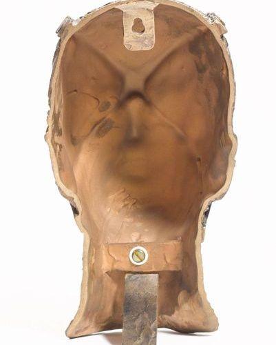 H.R. (HANS RUDOLF) GIGER (Chur 1940–2014 Zurich) Lifetime Crosswatch. 1993. Bron…