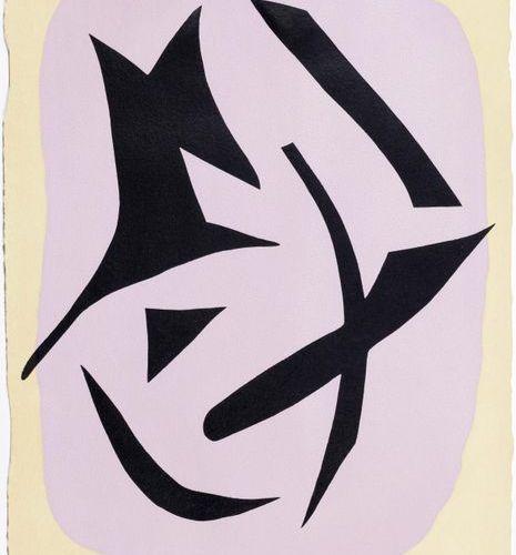 GEORGES BRAQUE (Argenteuil 1882 1963 Paris )From: Si je mourais là bas . 1962 .W…