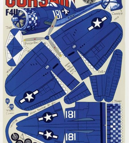 MALCOLM MORLEY (London 1931 2018 New York) 2 sheet: Corsair / PP 26 Pea Shooter.…